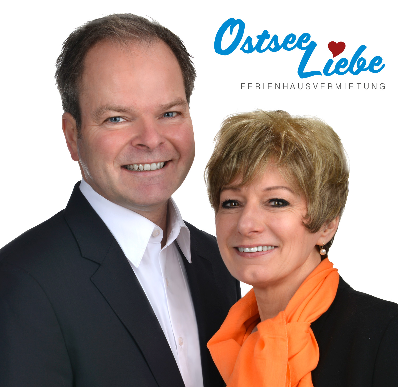 Kontakt Ostseeliebe - Andrea und Rainer Bethke - Ferienhausvermietung mit Herz